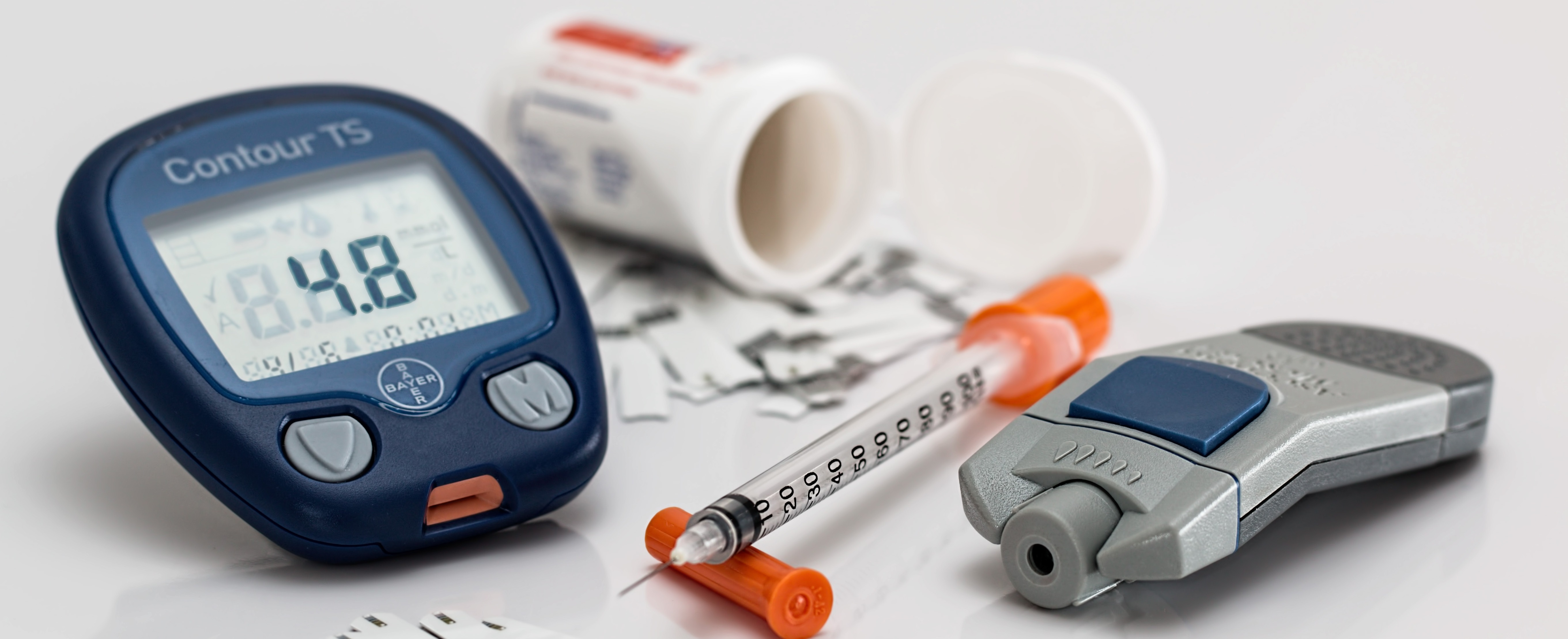 diabetes blood sugar medicine and tools