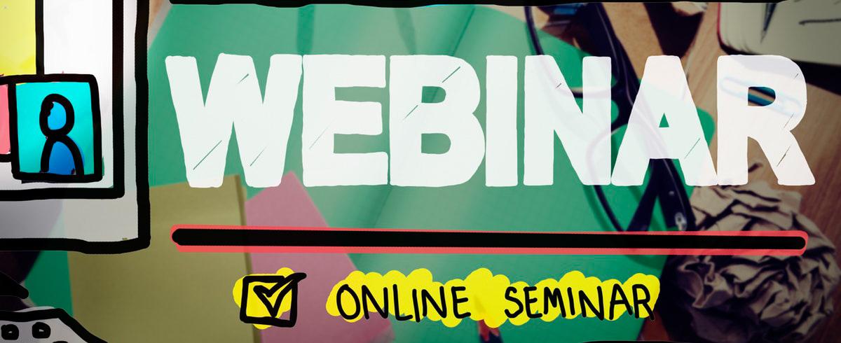 Webinar online seminar picture